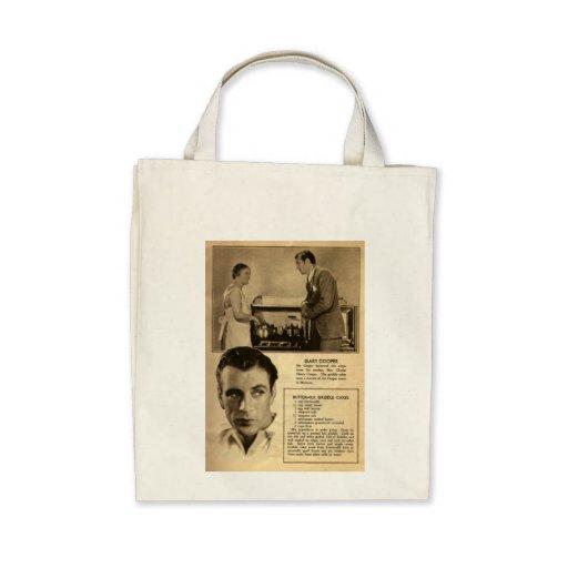 Gary Cooper Buttermilk Pancakes Recipe Bag
