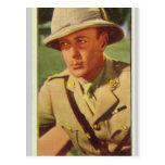 Gary Cooper Post Card