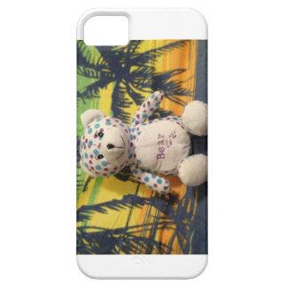 Gary el beary en caso del iphone 5 de Hawaii Funda Para iPhone 5 Barely There