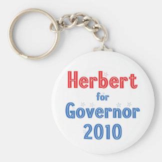 Gary Herbert for Governor 2010 Star Design Keychain
