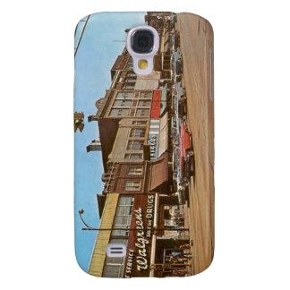 Gary IN 6th & Broadway mid-century Galaxy S4 Cases