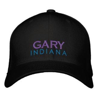 Gary Indiana Ball Cap Embroidered Baseball Caps