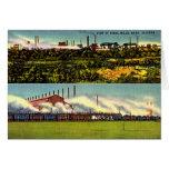 Gary, Indiana Steel Mills 1930 Card