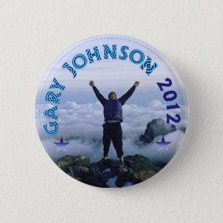 Gary Johnson 2012 Button