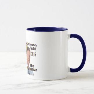 Gary JOHNSON 2016 Mug