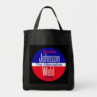 Gary JOHNSON 2016 Tote Bag