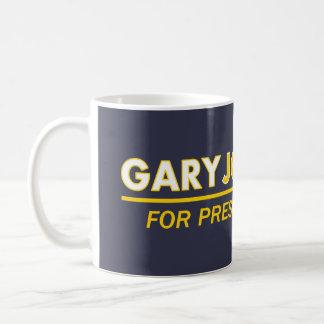 Gary Johnson for President 2016 Mug