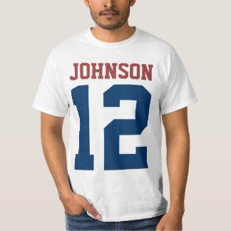 Gary Johnson for President in 2012 T-Shirt