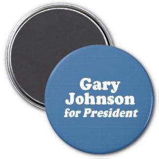 GARY JOHNSON FOR PRESIDENT MAGNETS