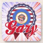 Gary, MN Drink Coaster