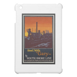Gary Steelworks IN Poster iPad Mini Cases