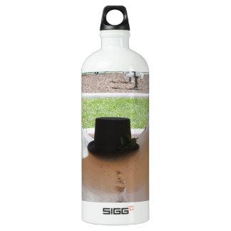 Gary Thahatt Hides in the Tube SIGG Traveler 1.0L Water Bottle