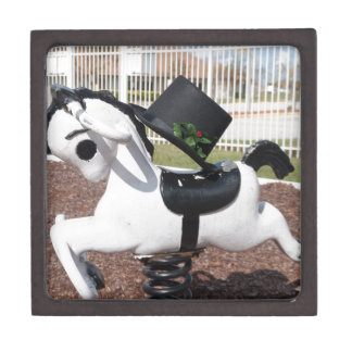 Gary Thahatt Rides thePlayground  Horse Premium Gift Boxes