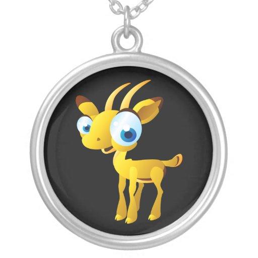 Gary The Gazelle Necklace