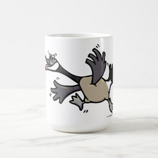 Gary the Goose Mug - Ernie the Elf Book