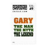 Gary - the Man, the Myth, the Legend! Postage
