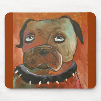 Gary's Dog Mouse Pad
