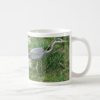 Garza azul taza