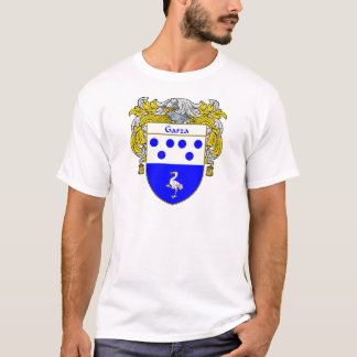 Garza Coat of Arms (Mantled) T-Shirt