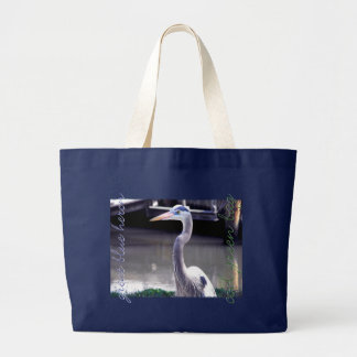 garza de gran azul bolsa