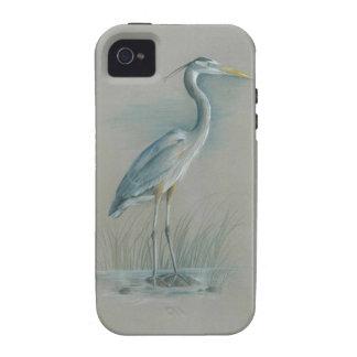 Garza de gran azul Case-Mate iPhone 4 carcasa