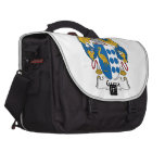 Garza Family Crest Bags For Laptop