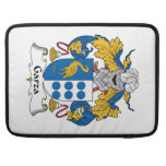 Garza Family Crest Sleeve For MacBook Pro