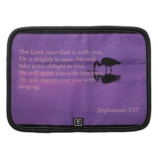 garza pacífica con el 3 17 de Zephaniah Organizadores