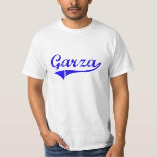 Garza Surname Classic Style T-Shirt