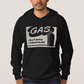 GAS BUTANE PROPANE HOODIE