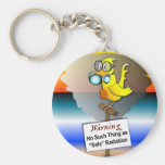 Gas Can Canary Keychains