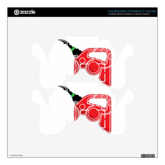 Gas Can PS3 Controller Skins