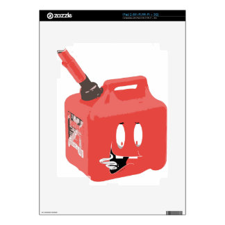 Gas-can Skin For The iPad 2