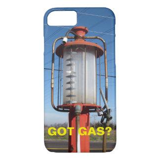 ¿GAS CONSEGUIDO? Bomba de gas antigua Funda iPhone 7