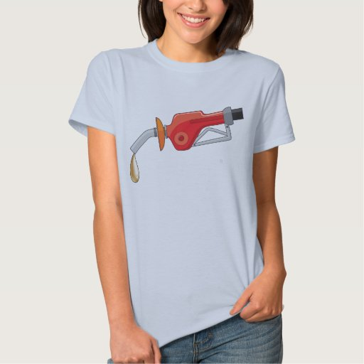 Gas del oro de los tontos t-shirts