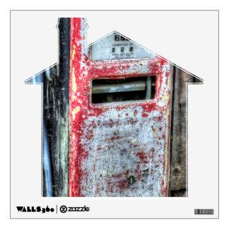 Gas Dispenser Wall Decal