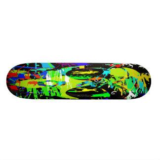 Gas Face Skateboard