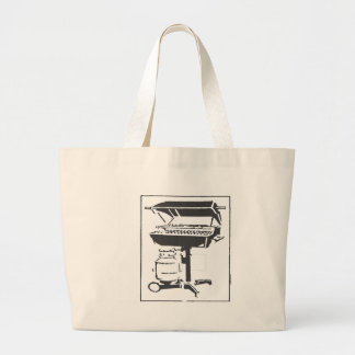 Gas Grill Lover Canvas Bags
