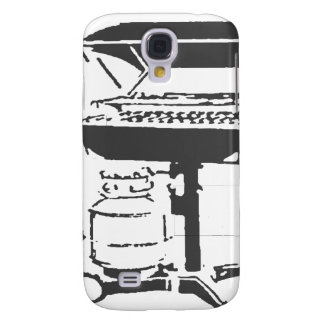 Gas Grill Lover Galaxy S4 Cover