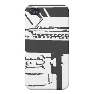Gas Grill Lover Case For iPhone 4