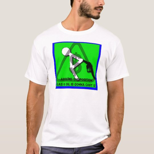 Gas Hike#1_ T-Shirt