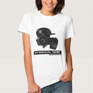 Gas Mask 05 Shirt