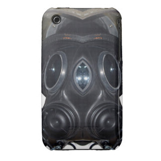Gas Mask 4 D 2 iPhone 3 Cases