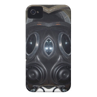 Gas Mask 4 D 2 iPhone 4 Covers