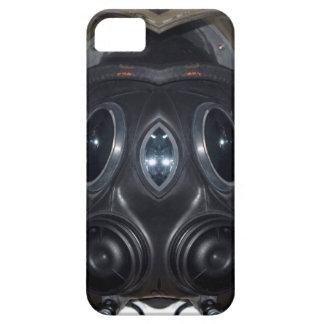 Gas Mask 4 D 2 iPhone SE/5/5s Case