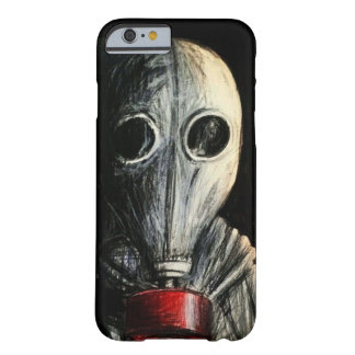gas mask barely there iPhone 6 case