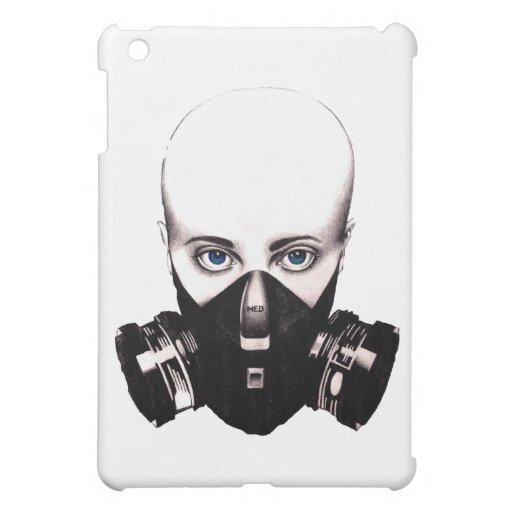 Gas Mask Beaty iPad Mini Covers