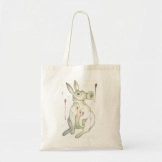 gas mask bunny bag