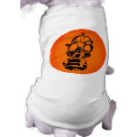gas mask doggie shirt