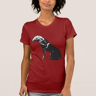 Gas Mask Doggie T-Shirt